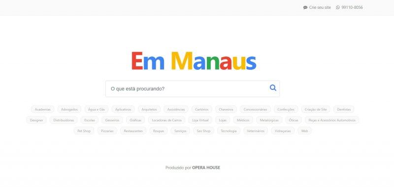 Em Manaus