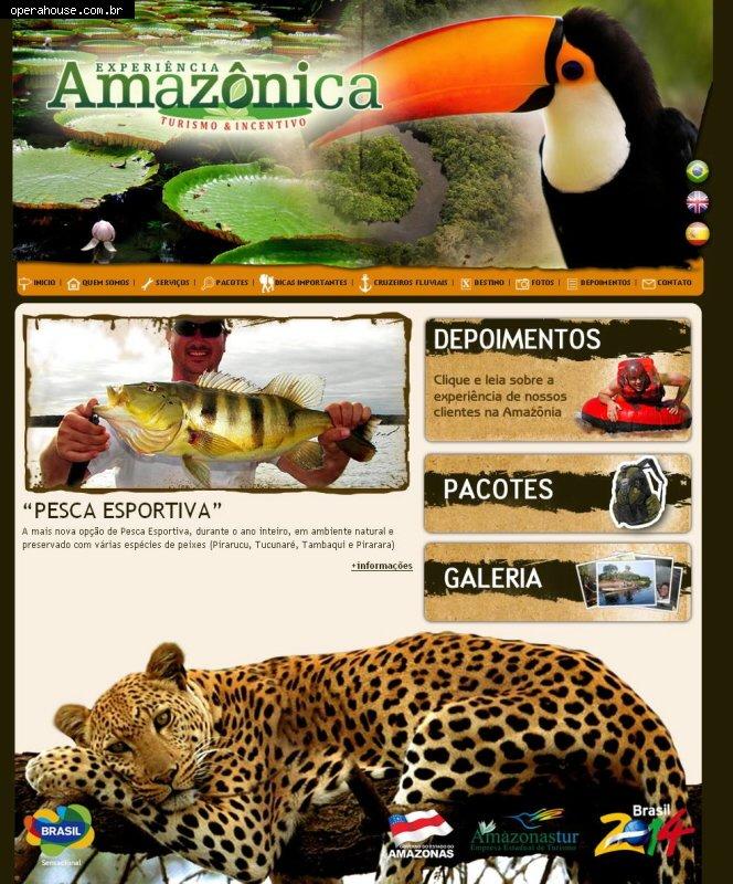 www.experienciaamazonica.com.br