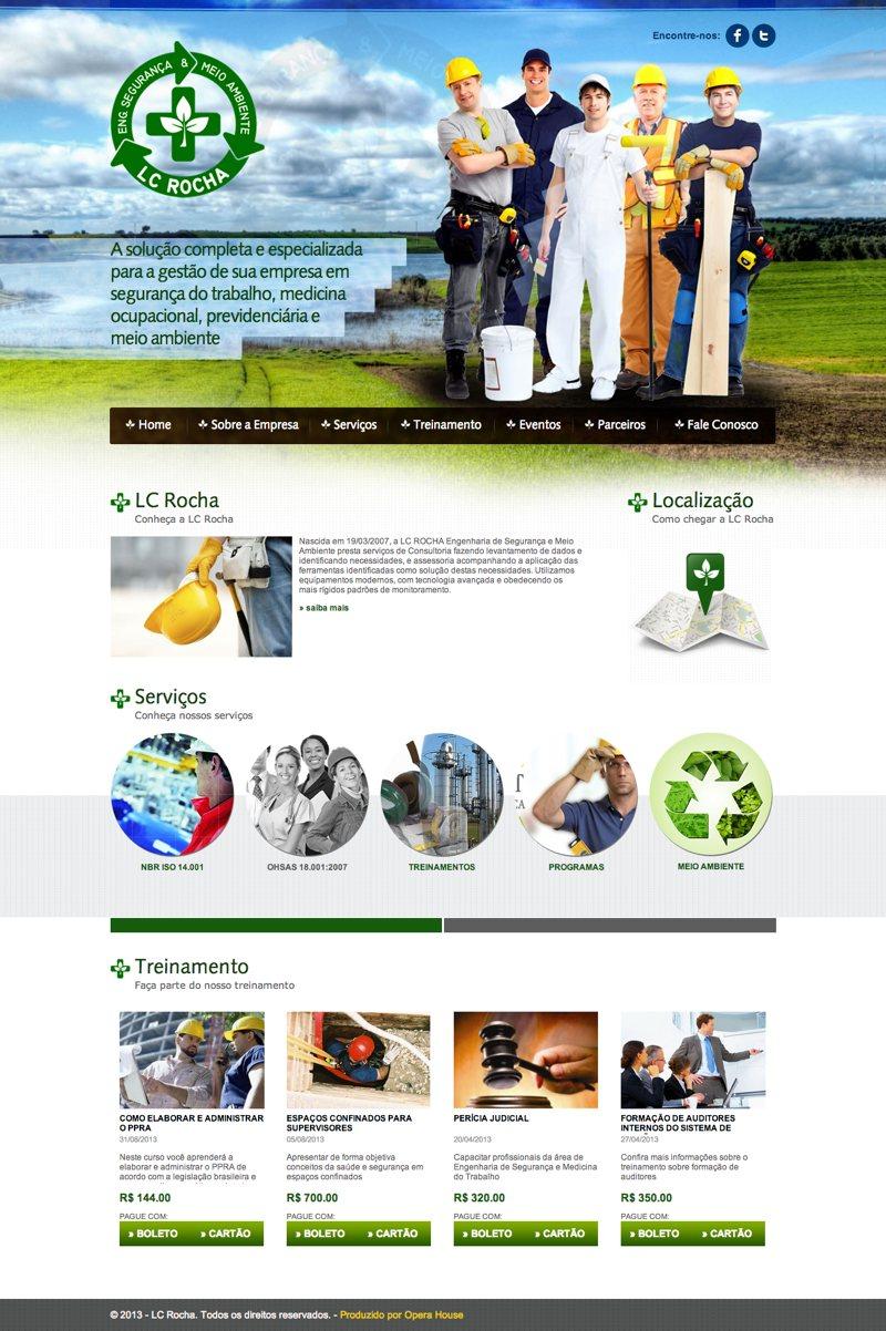 LC Rocha - Engenharia de Segurança e Meio ambiente