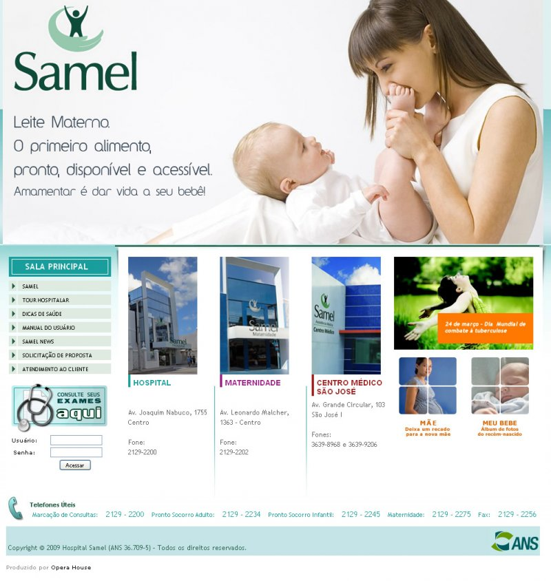 www.samel.com.br