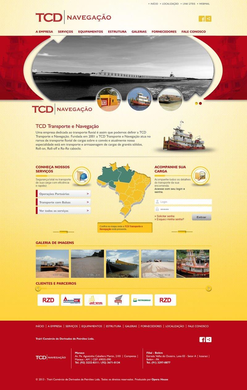 TCD Navegação