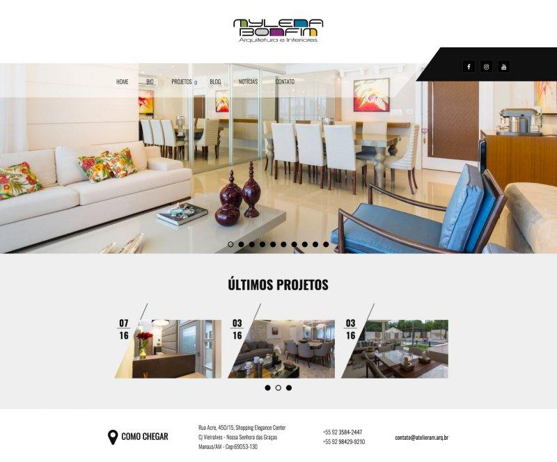 Atelier - Arquitetura - Sites de Arquitetura