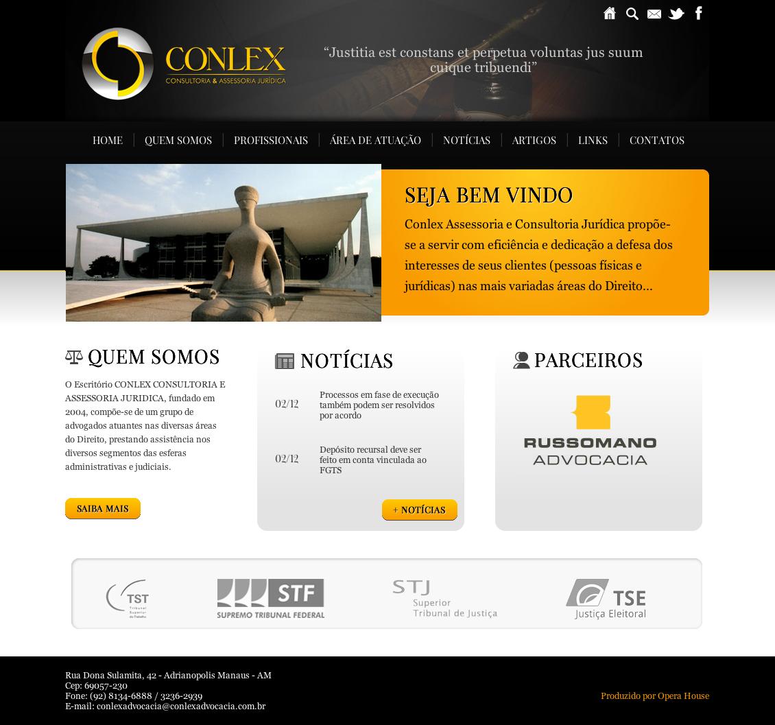 Conlex, Advogados em Manaus