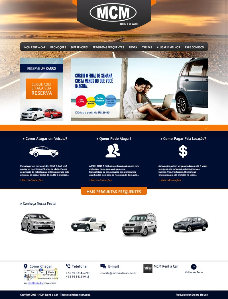 MCM Rent a Car